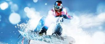 CORSI DI SCI E SNOWBOARD A MONGINEVRO VALANGA AZZURRA TORINO A SCUOLA DI SNOWBOARD A MONGINEVRO